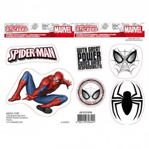 Adesivi Spiderman