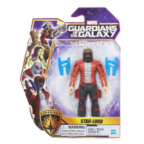 Guardians of the Galaxy Marvel Action Figure Star-Lord