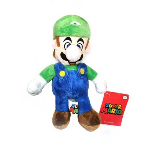 Peluche SuperMarioBros e Luigi 20cm