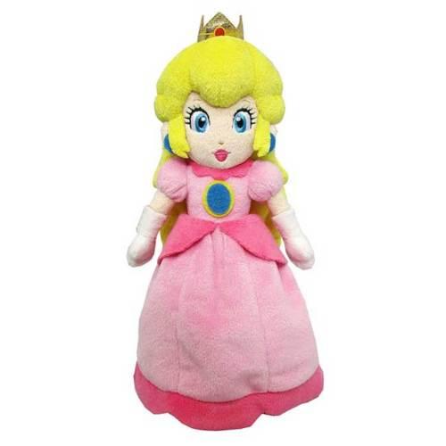 Principessa Peach Peluche Super Mario 27cm