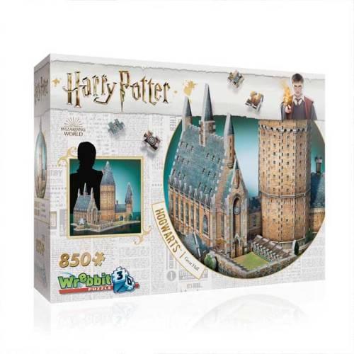 Puzzle 3D Hogwarts Harry Potter