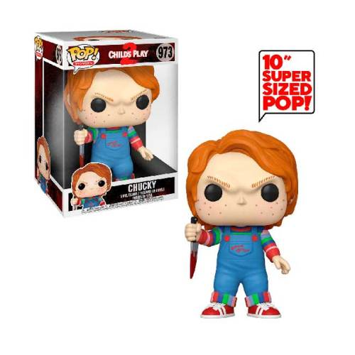 Funko Pop Chucky 973 Super Sized