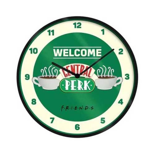 Orologio da parete Welcome Central Perk Friends
