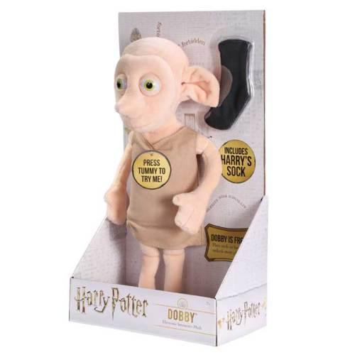 Peluche Interattivo Dobby - Harry Potter