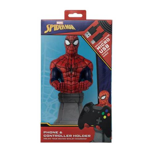 Supporto controller Marvel Spider Man 20 cm