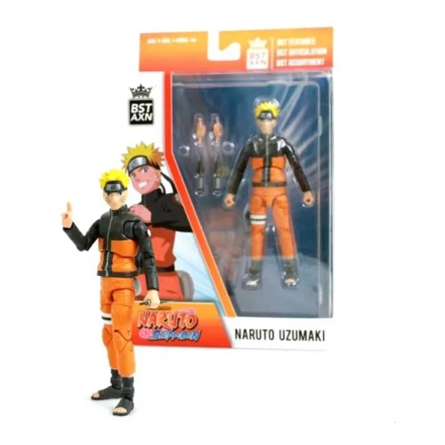 Action Figure Naruto Uzimaki BST AXN