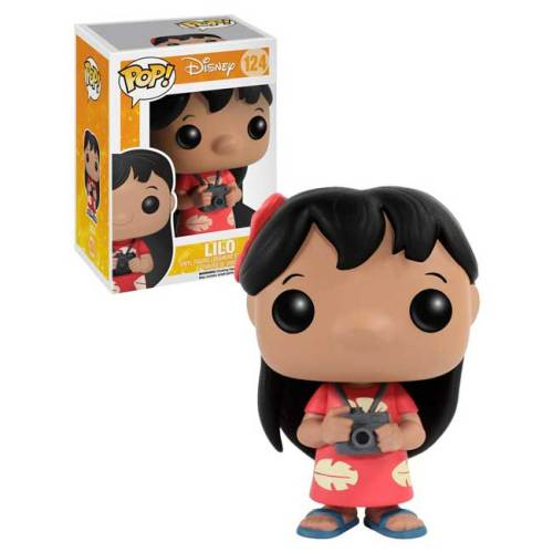 Funko Pop Lilo & Stitch 124