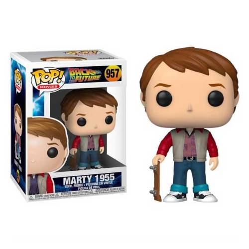 Funko Pop Marty 1955 Back to the Future 957