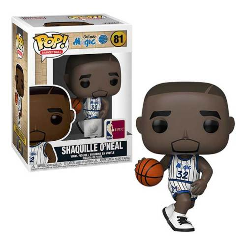 Funko Pop Shaquille O'Neal 81