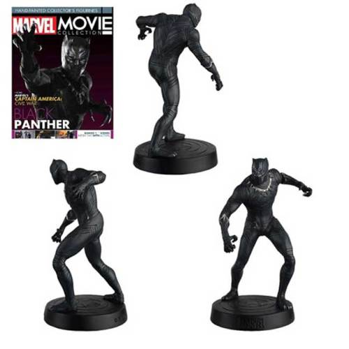 Action Figure Black Panther Eaglemos scala 1a16
