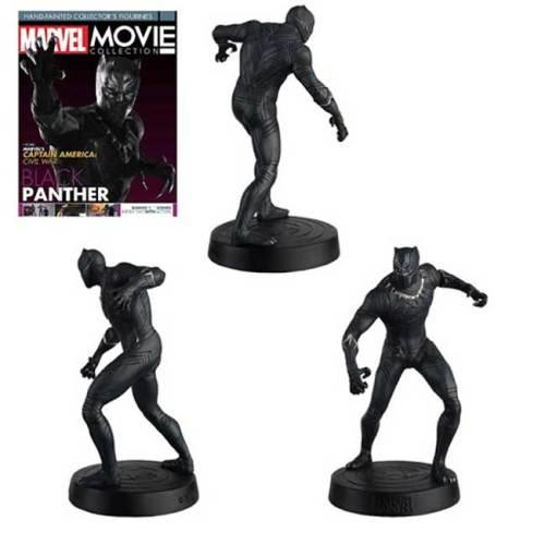 Action Figure Black Panther Eaglemos scala 1a16
