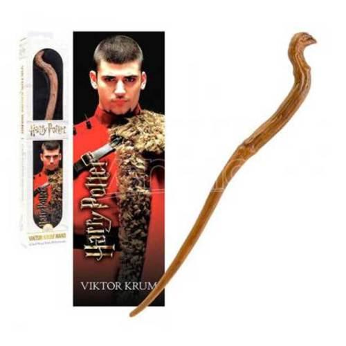 Bacchetta con segnalibro 3D Victor Krum