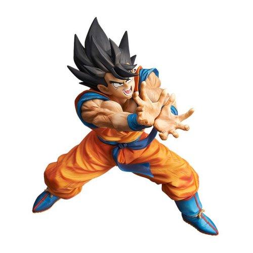 Figure Son Goku Kamehame-Ha DragonBall Z Banpresto 20cm