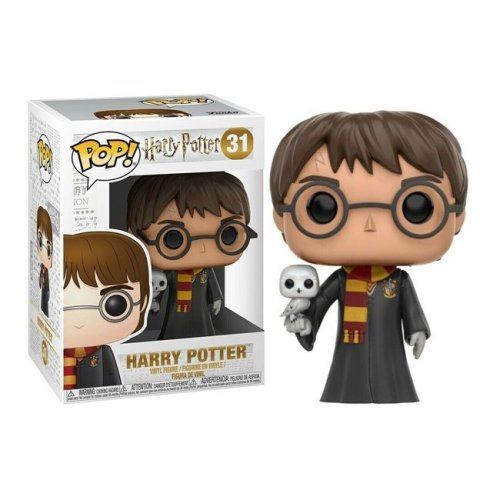 Funko Pop Harry Potter with Edvig 31