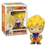 Funko Pop Super Saiyan Goku First Appearance 860
