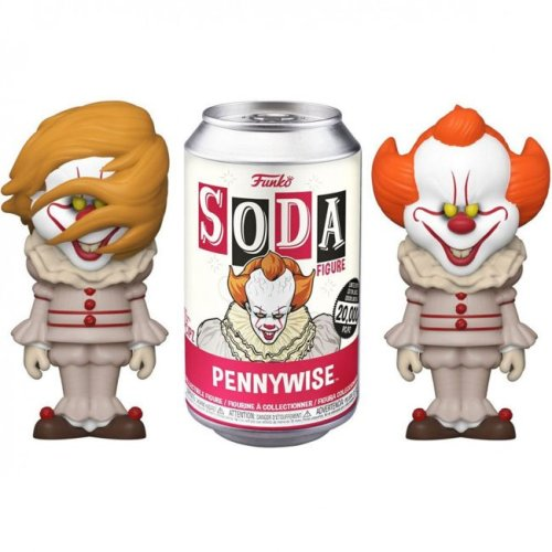 Funko Soda Pennywise con chase 1su6 limited edition