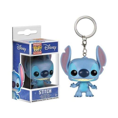 Portachiavi Funko Pop Lilo e Stitch 4 cm Stitch