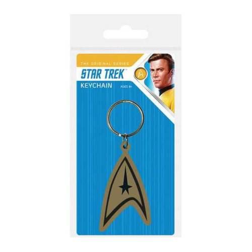 Portachiavi in gomma Star Trek