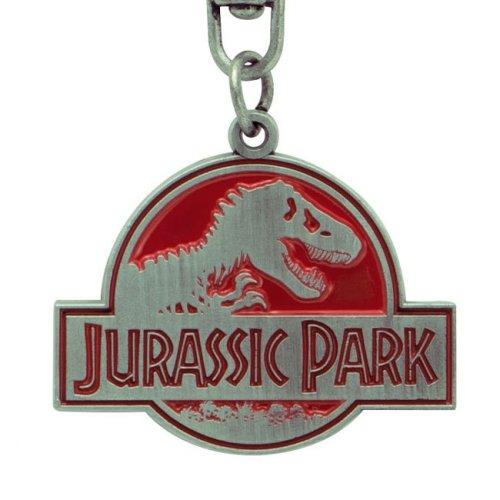 Portachiavi in metallo Jurassic Park