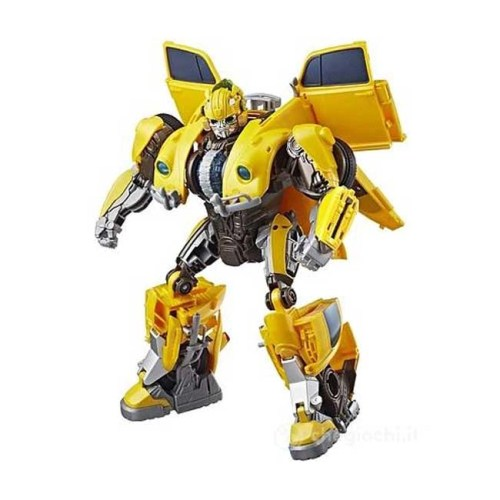 Transformers Pawer Charge BumbleBee con luci e suoni Hasbro