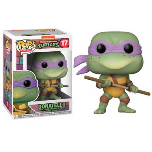Funko Pop Donatello Teenege Mutant Turtles 17