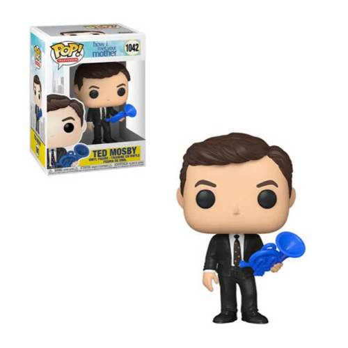 Funko Pop Ted Mosby How i met your mother 1042