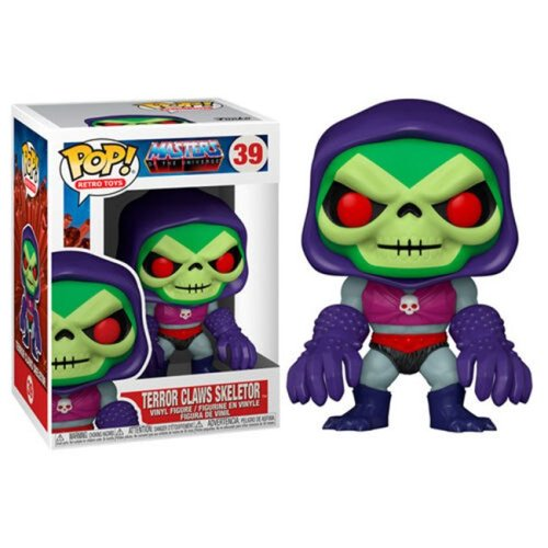 Funko Pop Terror Claws Skeletor 39 Master of the Universe