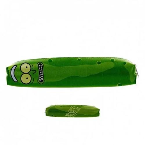 Astuccio portapenne Rick & Morty Pickle Rick