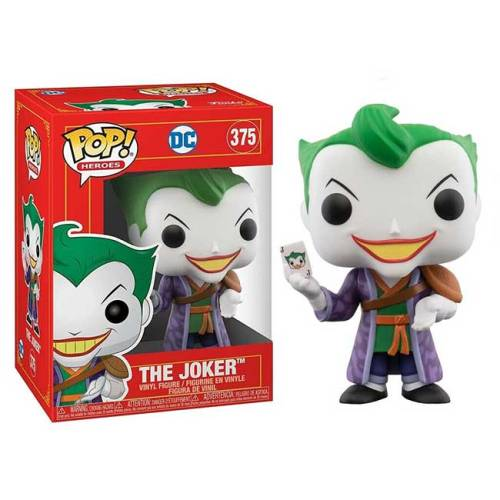 Funko Pop The Joker Imperial Place Batman Ninja 375