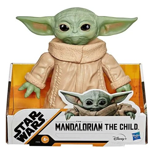 Star Wars The Mandalorian Action Figure the Child 16 cm