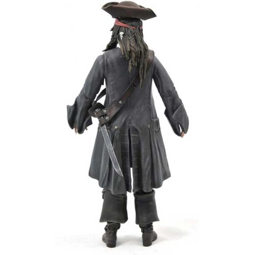 Action Figure Deluxe Jack Sparrow Diamond Select Toys