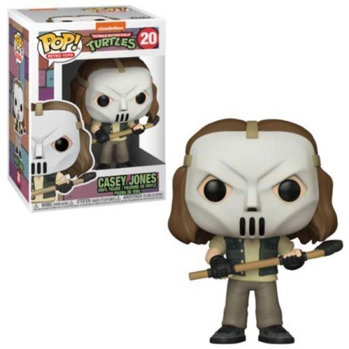 Funko Pop Casey Jones Teenege Mutant Turtles 20