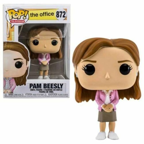 Funko Pop Pam Beesly The Office 872