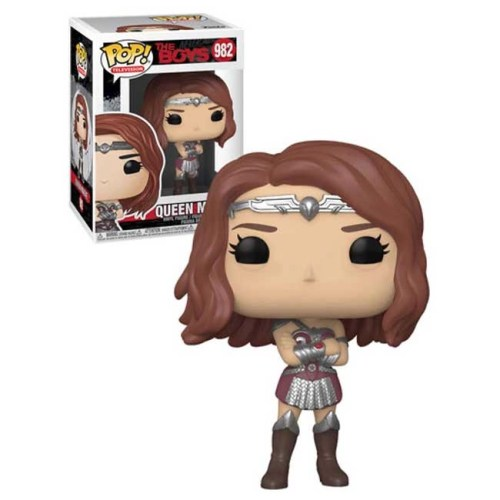 Funko Pop Queen Maeve The Boys 982