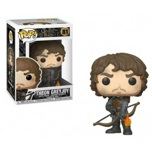 Funko Pop Theon Greyjoy Game of thrones 81