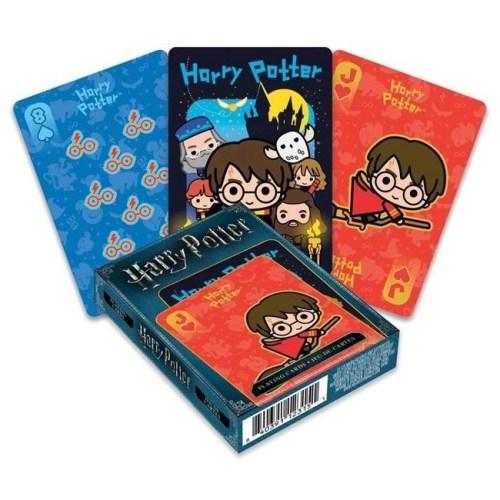 Carte da gioco Harry Potter personaggi chibi