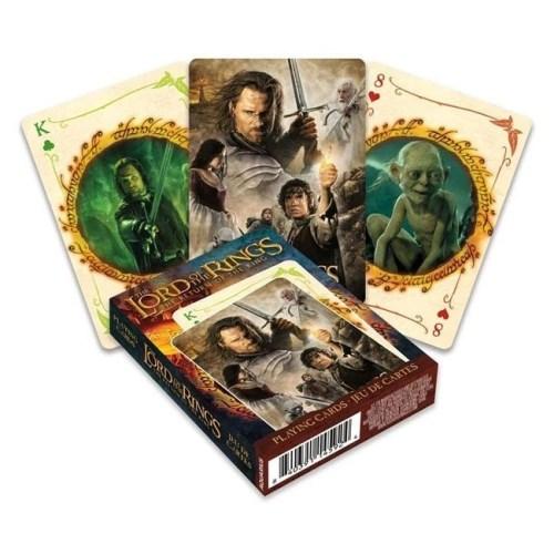 Carte da gioco Il Signore degli Anelli