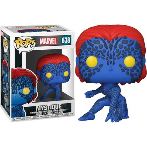 Funko Pop Mystique 638 Mistica X Man