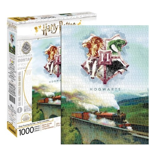 Puzzle Harry Potter Hogwarts Express 1000 pz