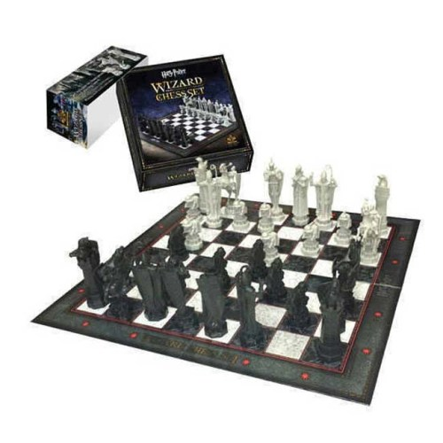 Set Scacchiera Harry Potter Wizard Chess Set