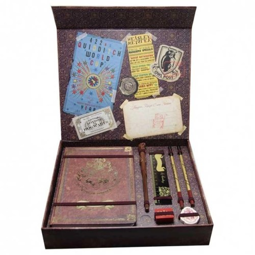 Set gadget Harry Potter Hogwarts 33 pz box