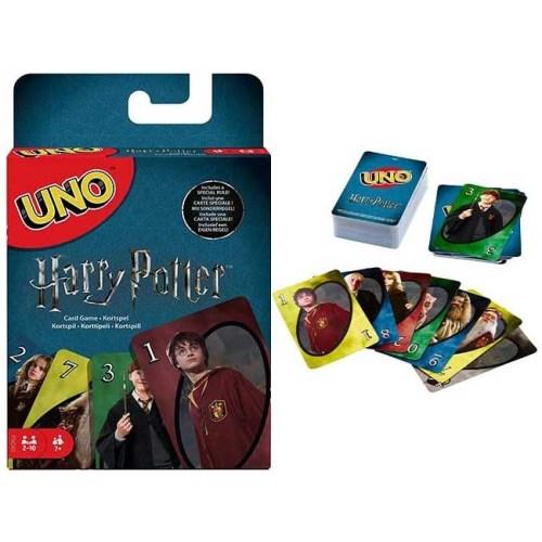 Carte UNO Harry Potter
