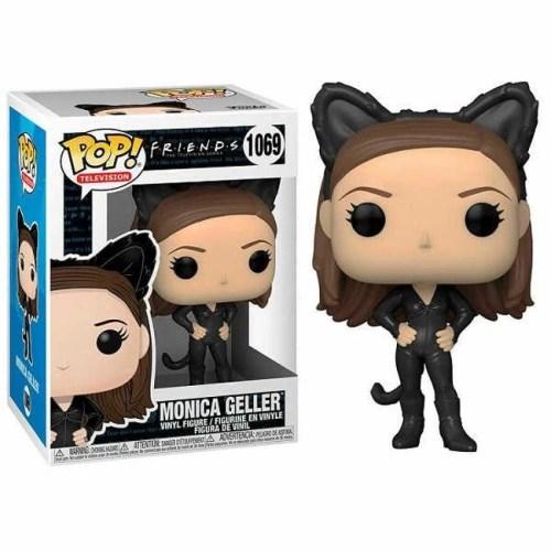 Funko POP Monica Geller Catwoman 1069 Friends