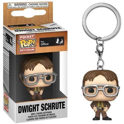 Funko Pocket Keychain Dwight Schrute The Office