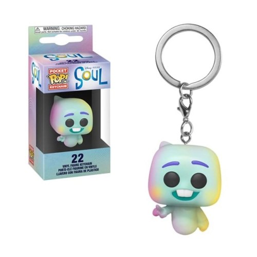 Pocket Pop Keychain 22 Soul