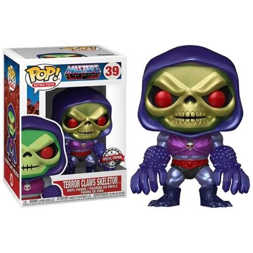 Funko POP Terror Claws Skeletor 39 Splecial Edition Master of Universe