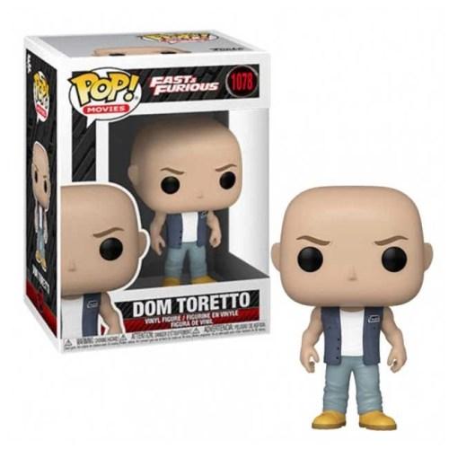 Funko Pop Dom Toretto Fast and Furious 1078