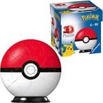Puzzle 3D Pokemon Ravensburger 54pz 7-8 cm
