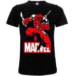 T-Shirt Deadpool Marvel