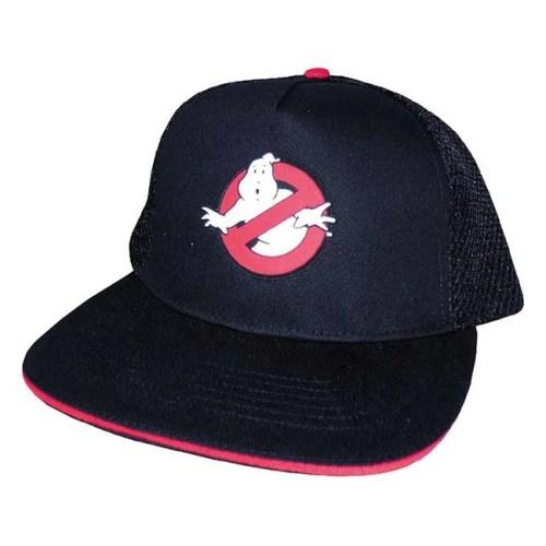 Cappello Ghostbusters regolabile con retina posteriore